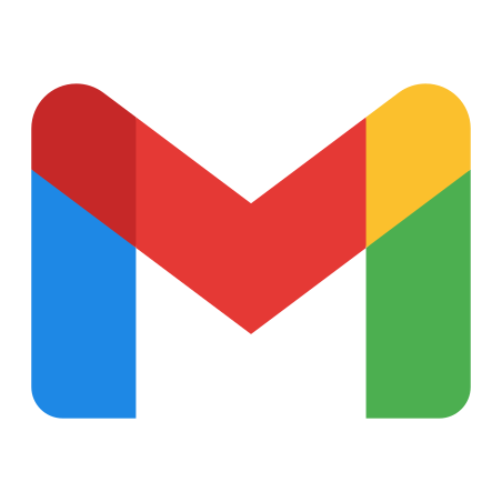 Gmail icon in Color