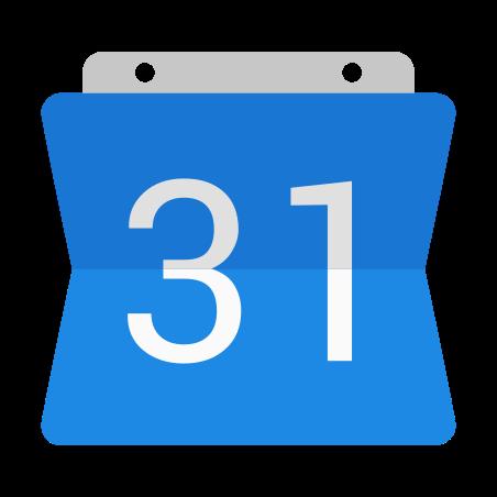 Google Kalender icon