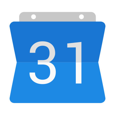 Google Calendar Icon - Free Download, PNG and Vector