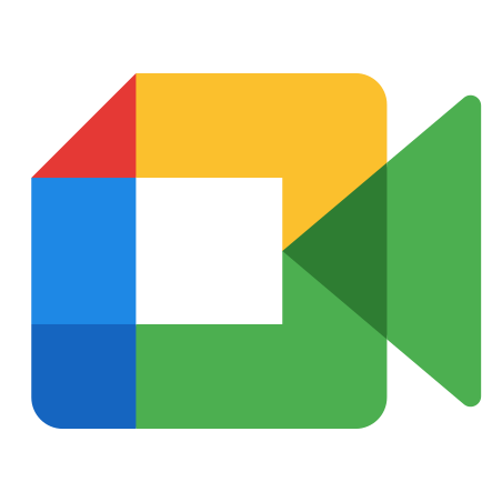 Google Meet icon in Color