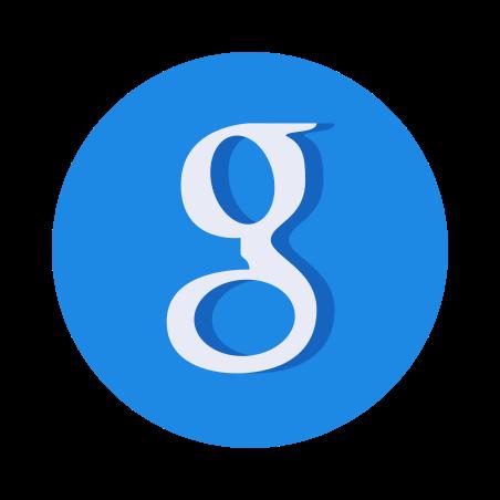 Google Web Search icon in Color