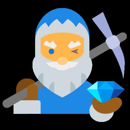 Vovô escalador icon