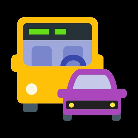 Наземный транспорт icon