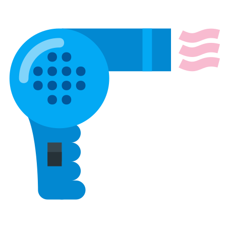 헤어 드라이어 icon