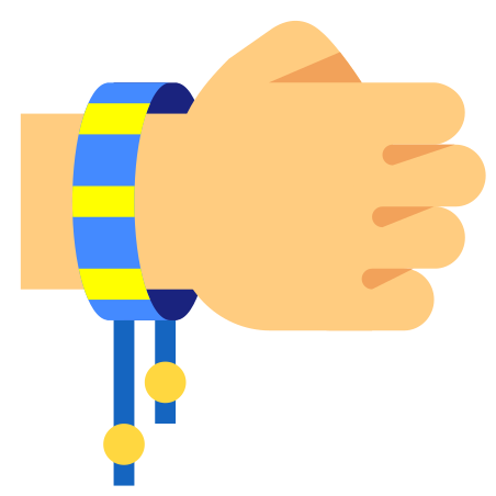 Hand With Bracelet icon