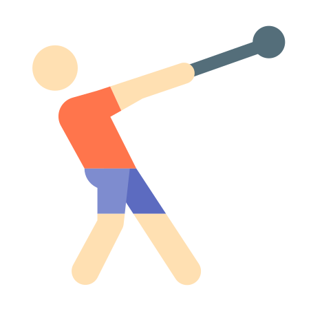Hammer Throw Skin Type 1 icon in Color