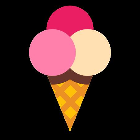 Cono gelato icon