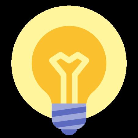 Idea icon in Color