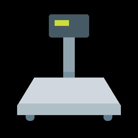 Balança industrial icon