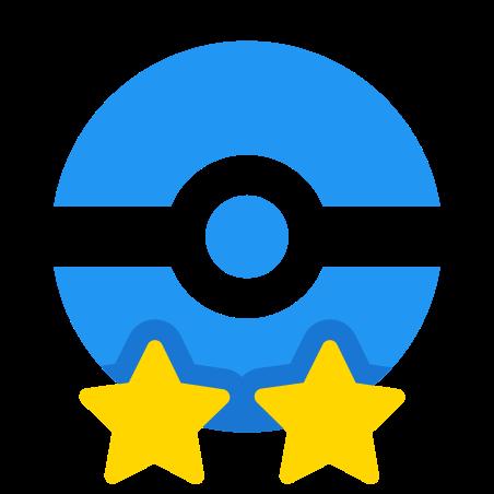 Insignia 2 Stars icon