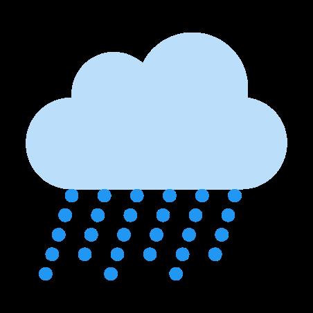 强降雨 icon