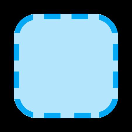 IOS 응용 프로그램 자리 표시 자 icon