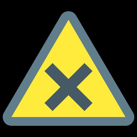Irritant icon