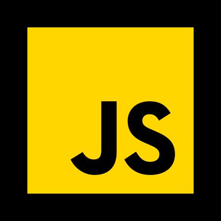 カラー での JavaScript のアイコン