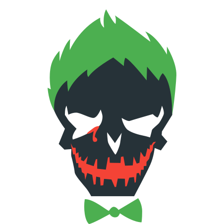 Joker Suicide Squad Icon Free Download Png And Vector