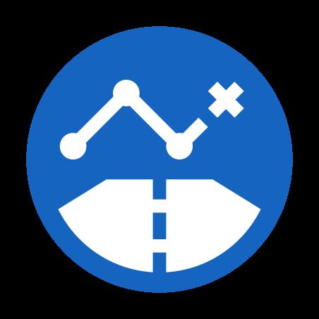 Journey Management Planning icon
