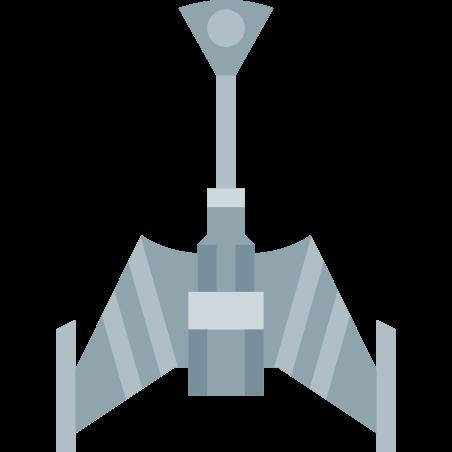 Klingon Ktinga Class Battle Cruiser icon