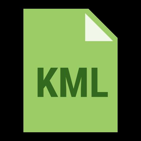 KML icon