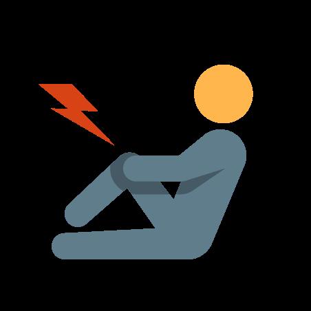 Leg Trauma icon