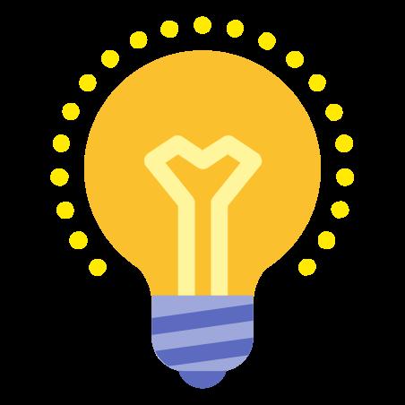 불을 켜다 icon