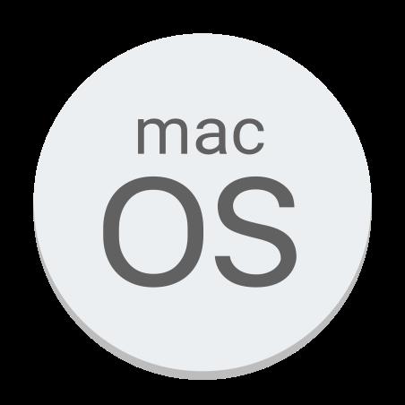 Mac Os Logo icon