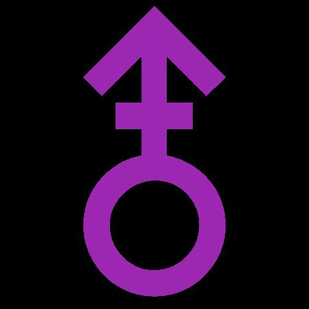 男性中风V icon