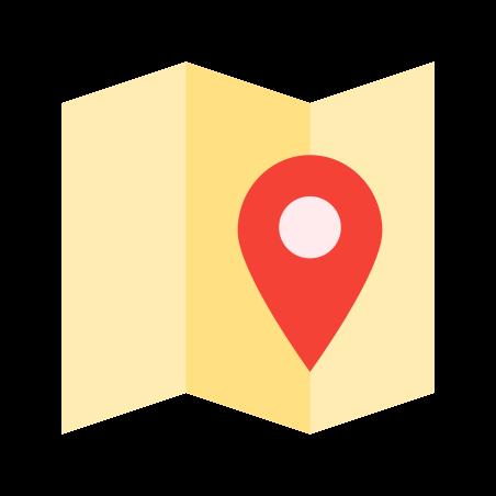 지도 마커 icon