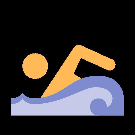 마라톤 수영 icon