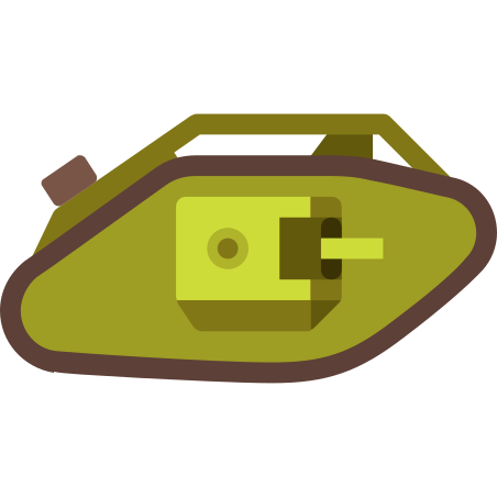 Mark IV Tank icon in Color