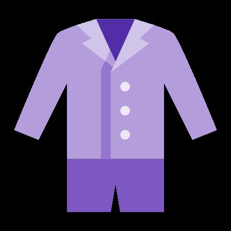 Men's Pajama icon