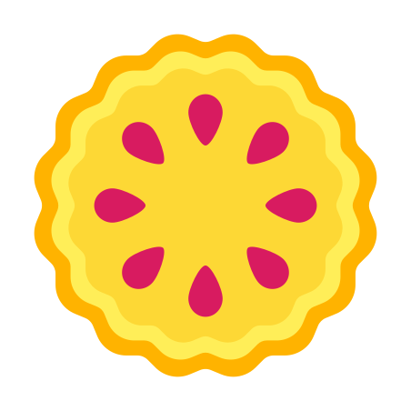 Merry Pie icon in Color