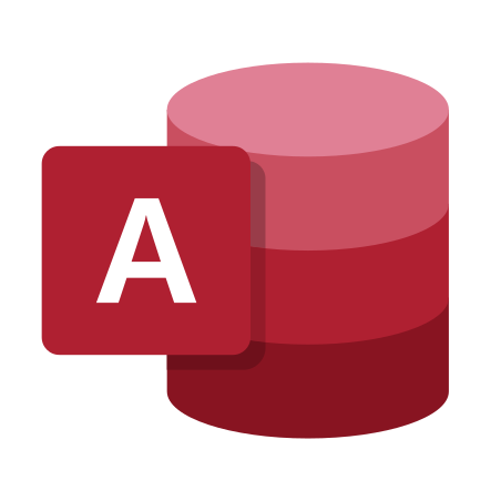 Microsoft Access 2019 Ícone