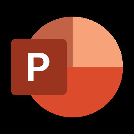 Microsoft PowerPoint 2019 Ícone