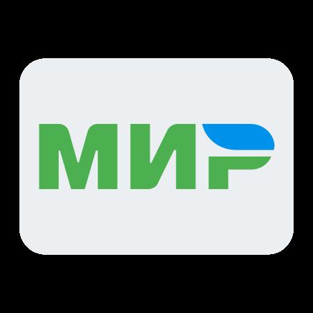 Иконка «МИР» — скачай бесплатно PNG и векторе