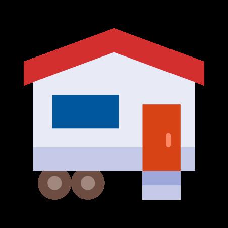 이동식 주택 icon