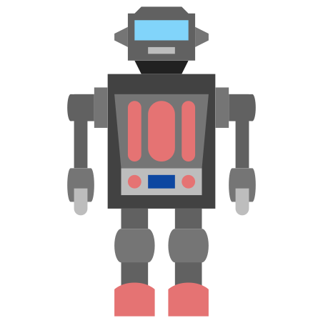 Mr. Hustler Robot icon
