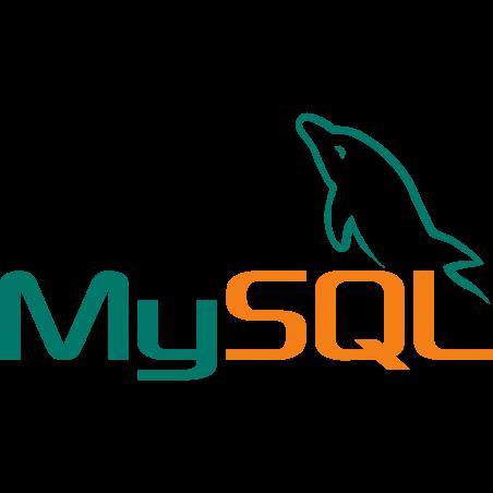 MySQL Logo icon