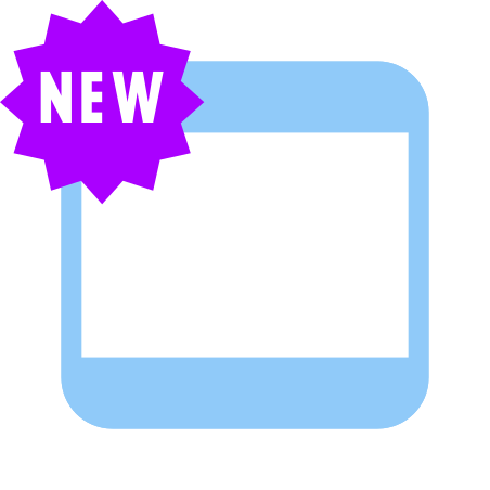 New Slide icon
