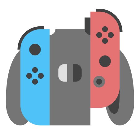 Nintendo Switch icon in Color
