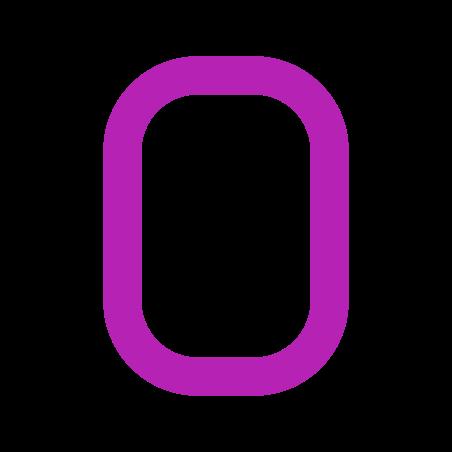 O icon