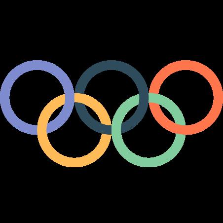 올림픽 반지 icon