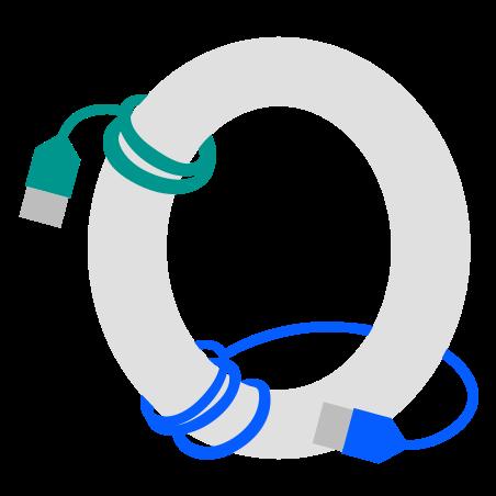 Apri connessione icon
