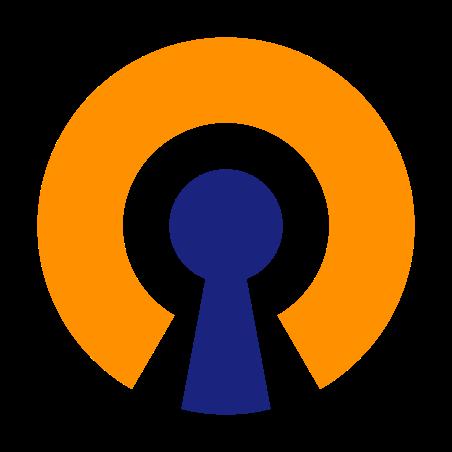 OpenVPN을 icon