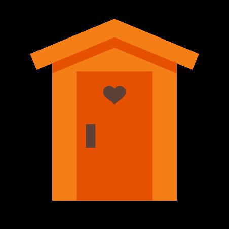 Outdoor Toilet icon
