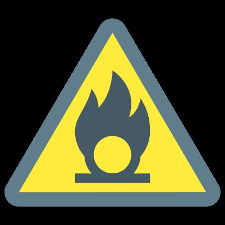 Oxidizing Substance icon