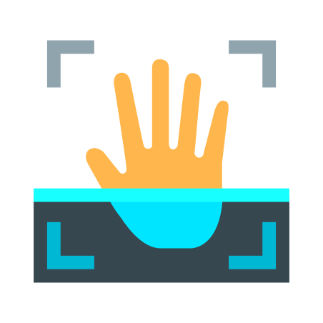 Palm Scan icon
