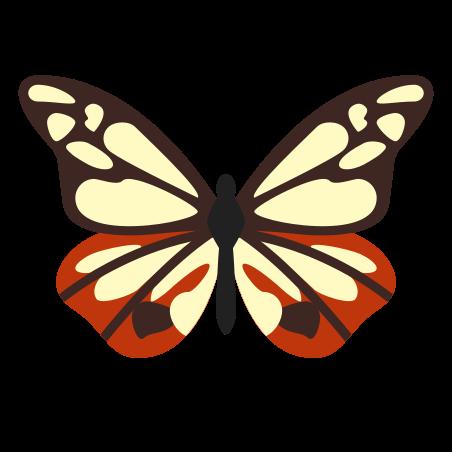 Бабочка Данаида сита icon