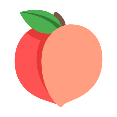 Melocotón icon