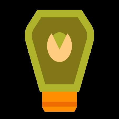 Pistachio Sauce icon in Color