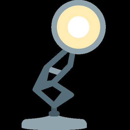 픽사 램프 icon